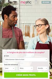 Meetic mobile