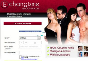 sites echangiste site échangisme