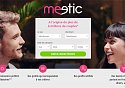 Screenshot Meetic.fr