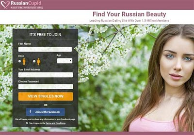 Logo RussianCupid.com
