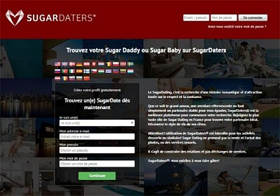 SugarDaters.fr