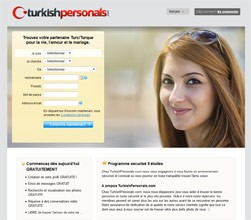 Logo Turkish Personals