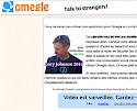 Screenshot Omegle